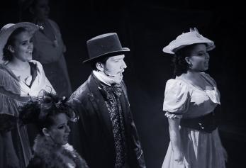 """Contele de Monte Cristo, Teatrul """"Jokai"""" Bekescsaba"""