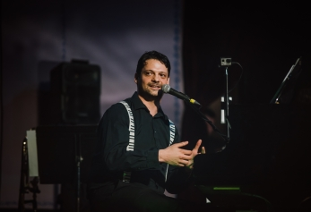Muzica teatrului  - 15 ani, concert Cári Tibor