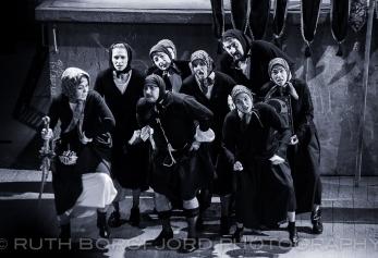 Sanziana si Pepelea, Teatrul National Cluj Napoca