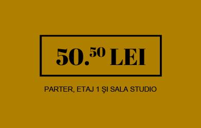 50.50 lei